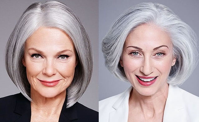 Best hair color for women over 50-3