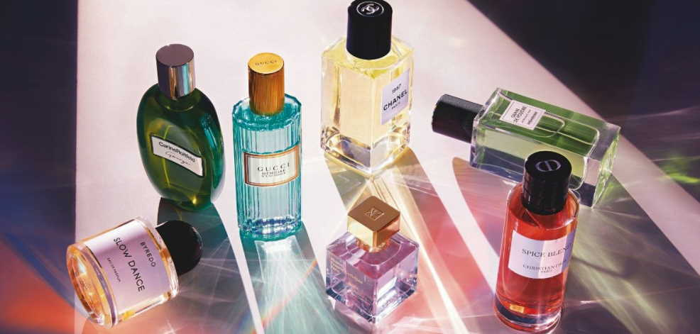 importance of perfume